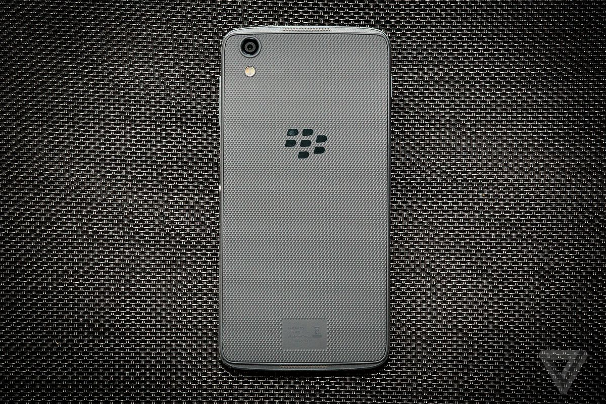 Blackberry Keyone Pictures App
