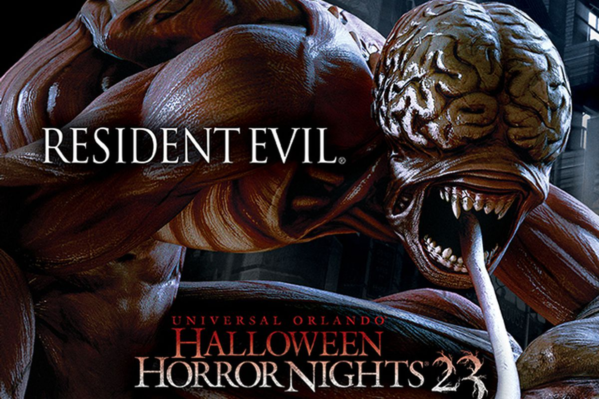 resident evil' to get the haunted house treatment this halloween at