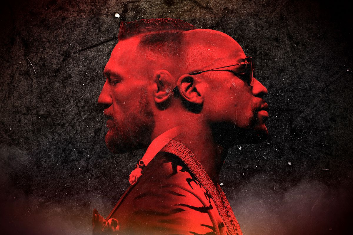Conor McGregor and Floyd Mayweather back to back