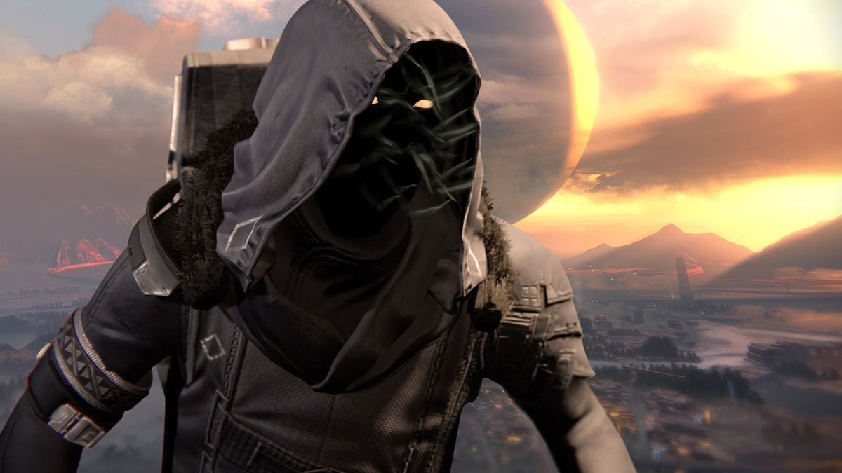 Destiny - Xur in the Tower