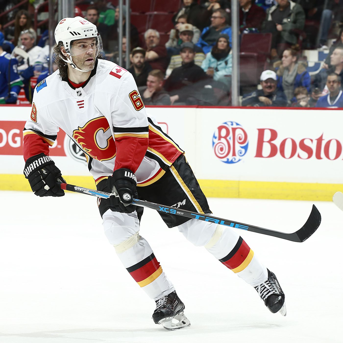 Jaromir Jagr Clears Waivers, Brief Stint With The Flames Over - Matchsticks and Gasoline