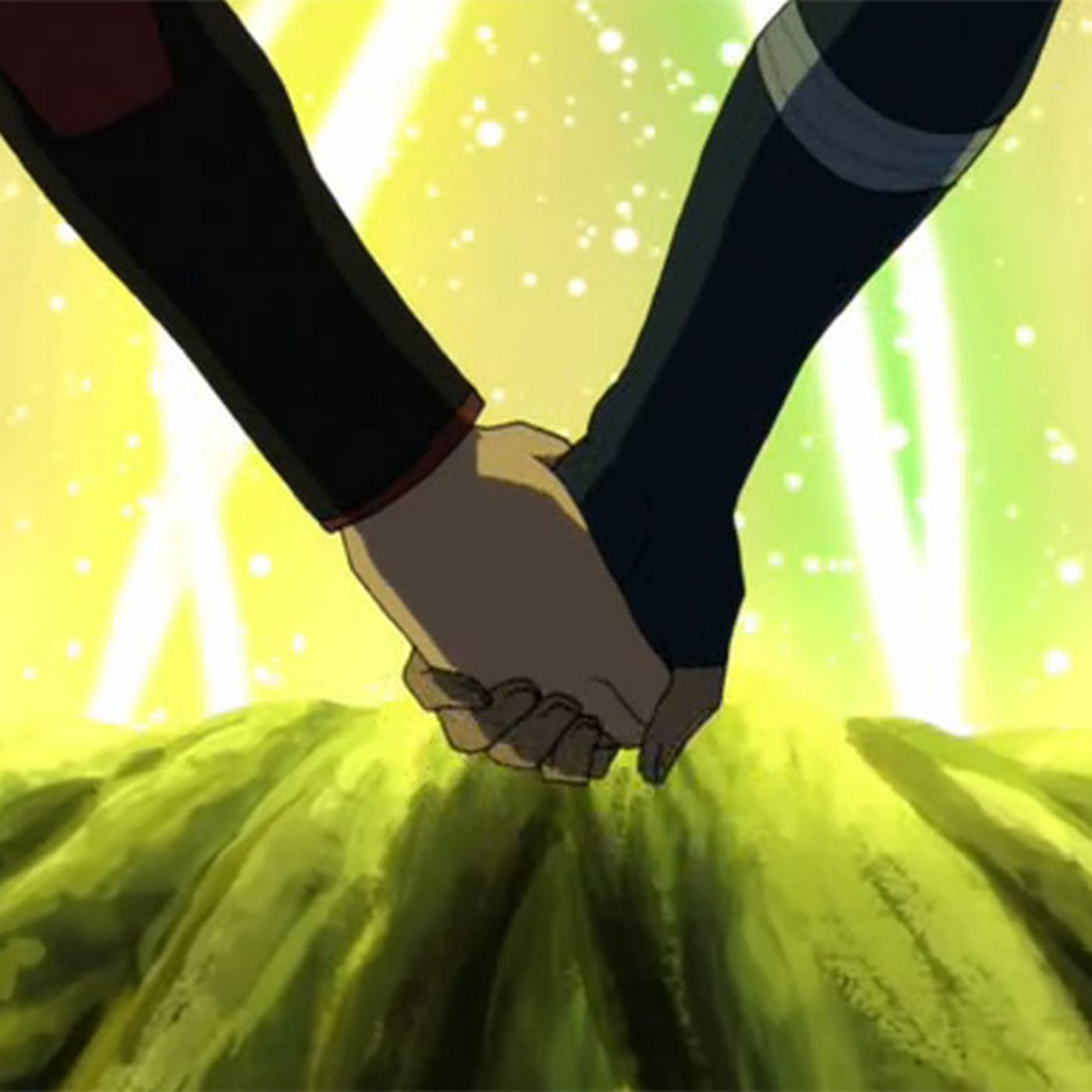 Avatar Gay Sex the legend of korra achieved more in under a minute than