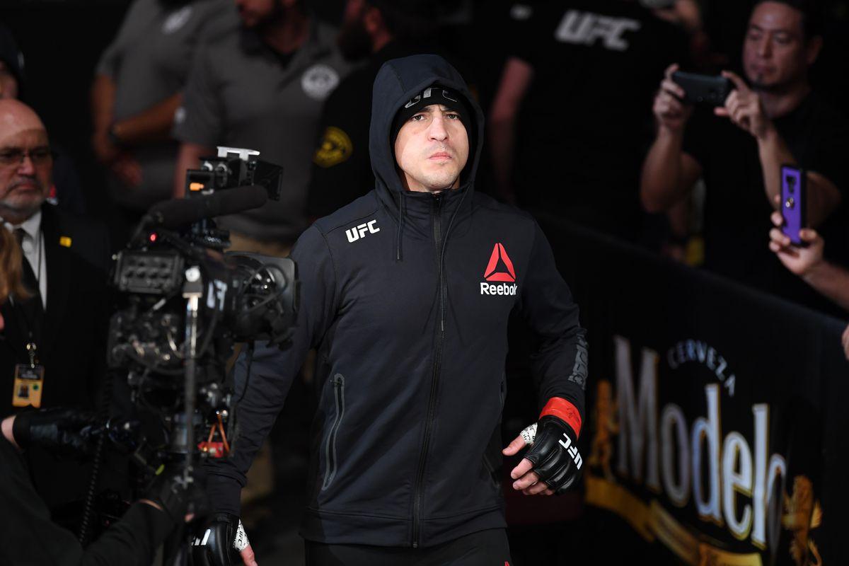 UFC Fight Night: Sanchez v Pereira