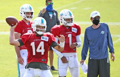 Dave Hyde: Its an easy call to start Ryan Fitzpatrick is that good news for Dolphins?