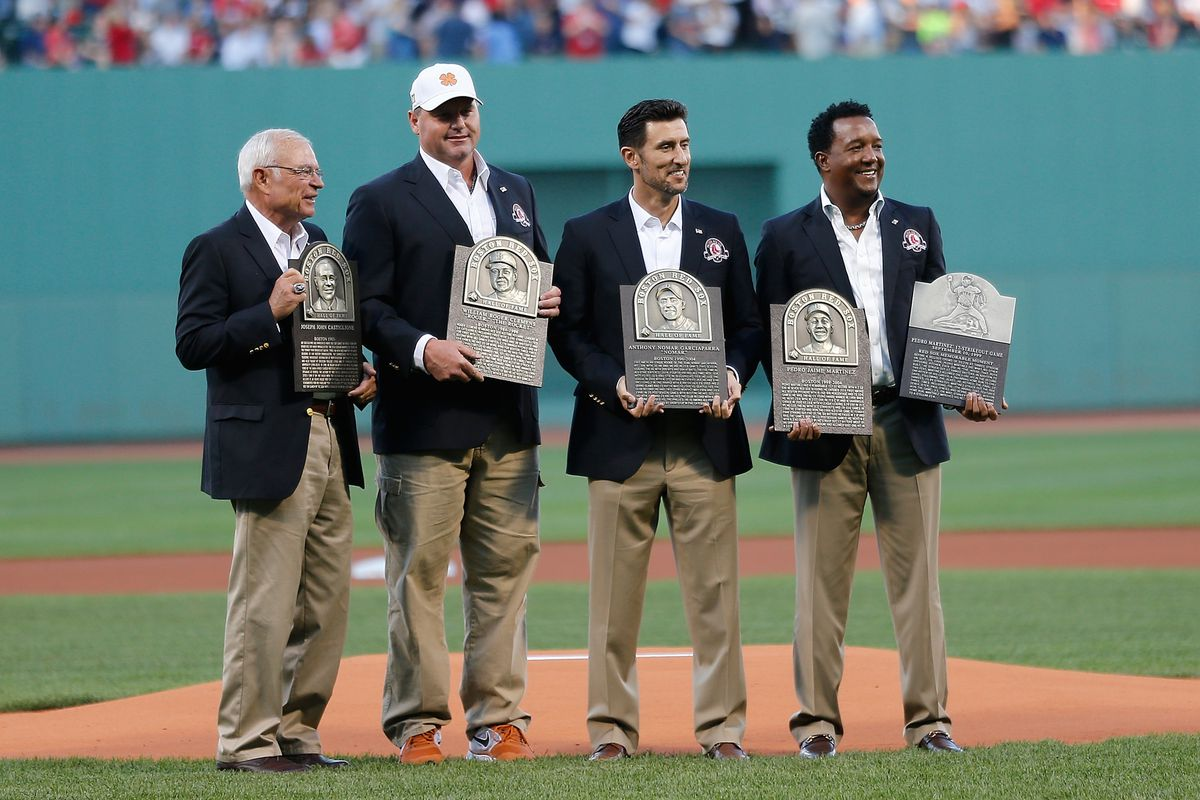 This won't be the only Hall of Fame Pedro Martinez will be in