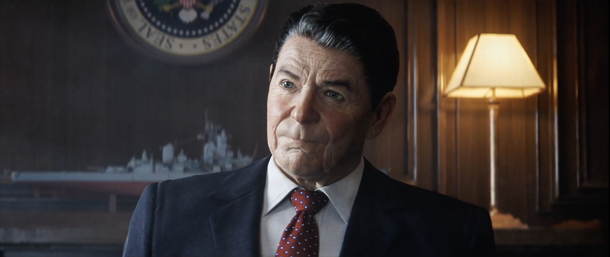 Ronald Reagan Sends You To Do War Crimes In The Latest Call Of Duty Black Ops Cold War Trailer The Verge