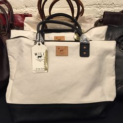 Will Leather Goods bag, $100 (from $195)