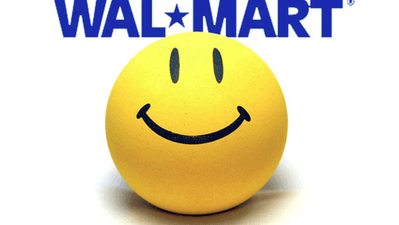Wal Mart Revives Smiley Face Image For Price Marketing Chicago Sun