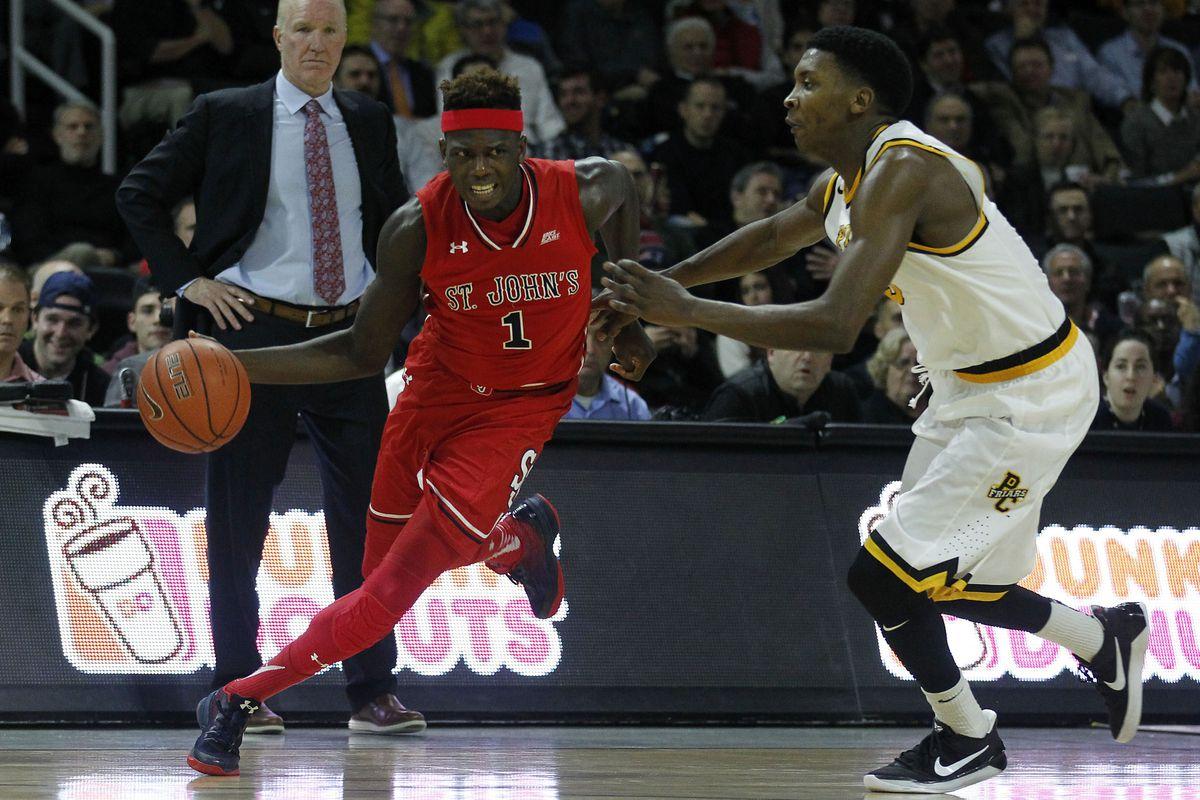 NCAA Basketball: St. John at Providence