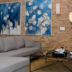 """Next, head over to North Avenue to check out the new <a href=""""http://www.interiordefine.com/"""">Interior Define</a> [2027 West North Ave.] furniture showroom. The company offers made-to-order accent chairs, sectionals, and sofas at a fraction of the cost. ("""