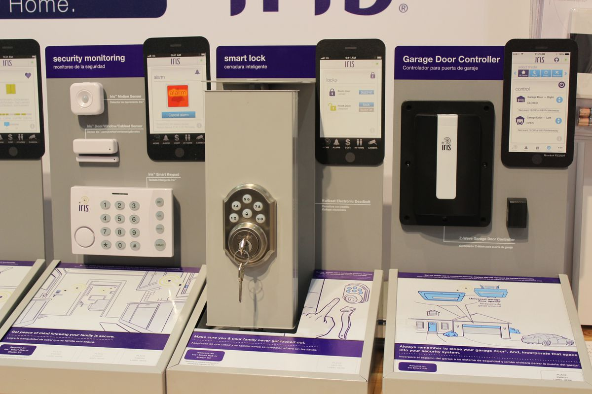 Smart locks, just a glimpse at the world of IoT