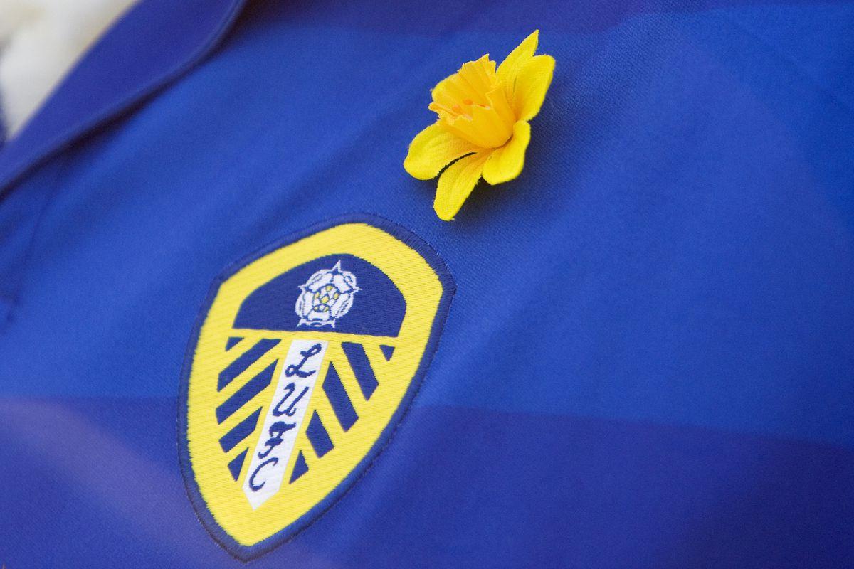 Leeds confirm they will rethink controversial new badge after fan criticism