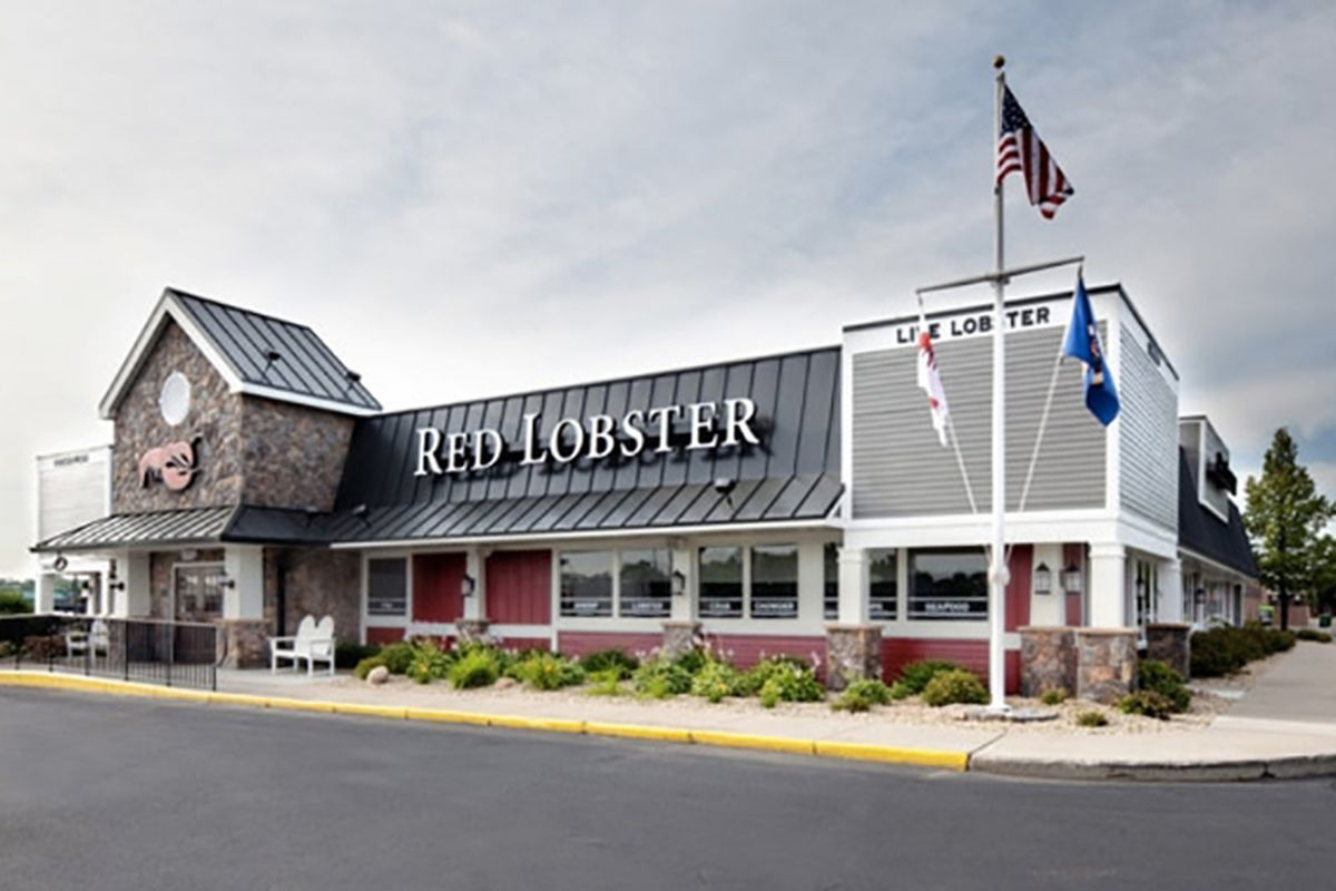 Red Lobster Really Wants to Be a Fancy Restaurant - Eater