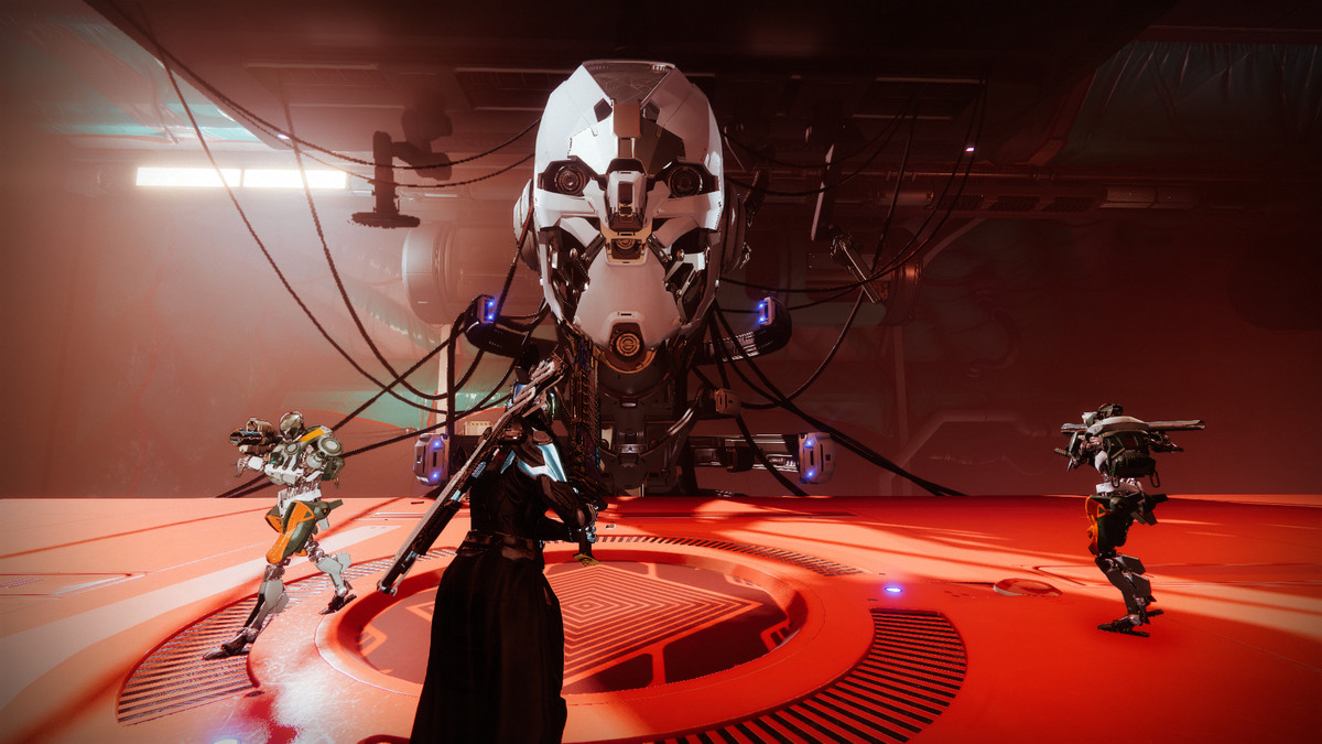 Destiny 2's The Lament and the Clovis AI