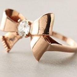 Antique Diamond Vintage Gold Ring