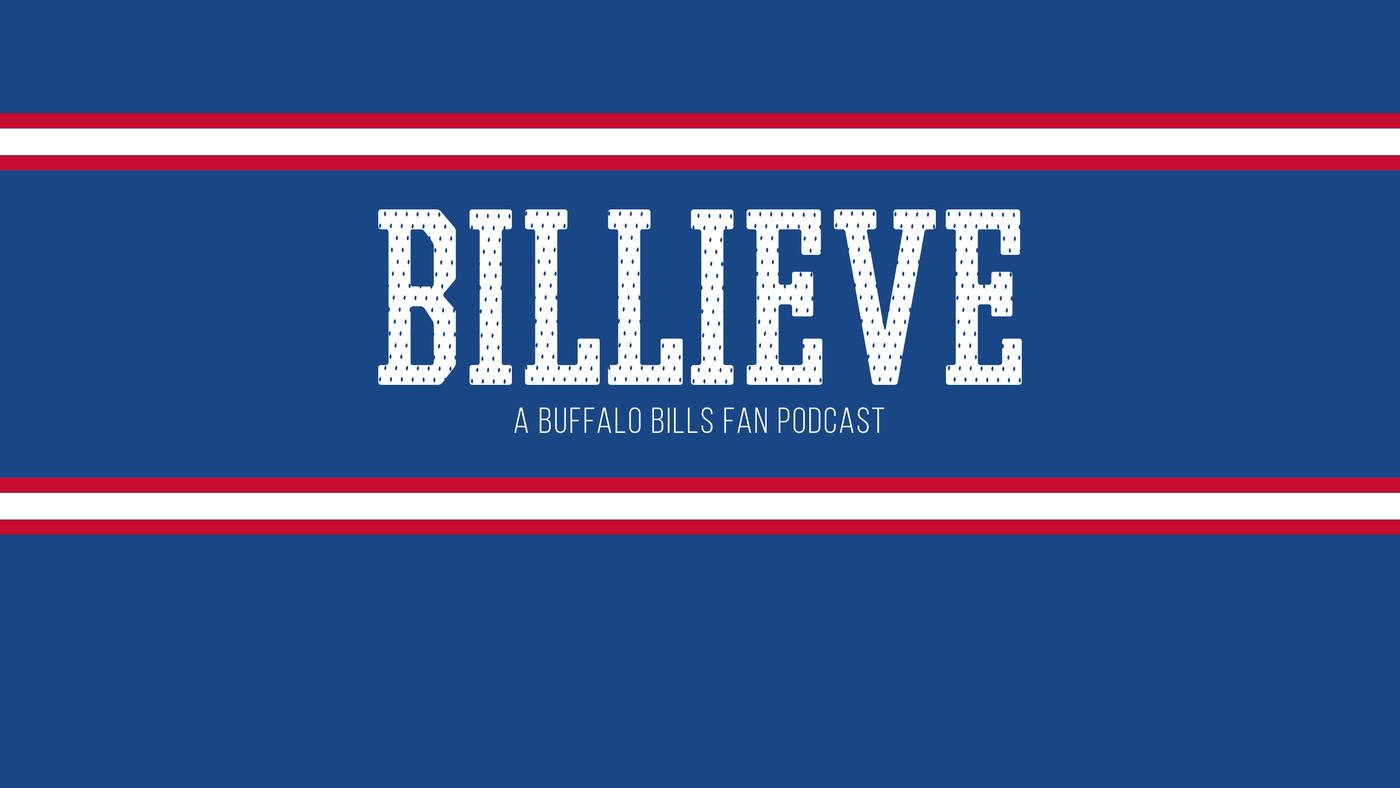 Billieve Podcast: Tyler Kroft injury, O.J. Simpson's jersey, Steve Tasker, Eric Wood and Buffalo Bills notes