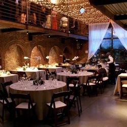 """<b>The Foundry</b>: 42-38 9th Street, Long Island City; <a href=""""http://www.thefoundry.info/"""">book it here</a>. [<a href=""""https://www.flickr.com/photos/thefoundrylic/8241546961/"""">Photo</a>]"""