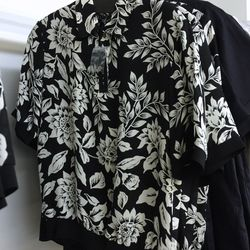 Meadow print blouse, $89 (was $2550