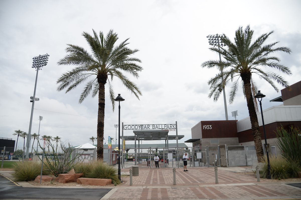 MLB: Spring Training-San Diego Padres at Cleveland Indians