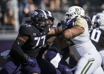 NCAA Football: Baylor at Texas Christian