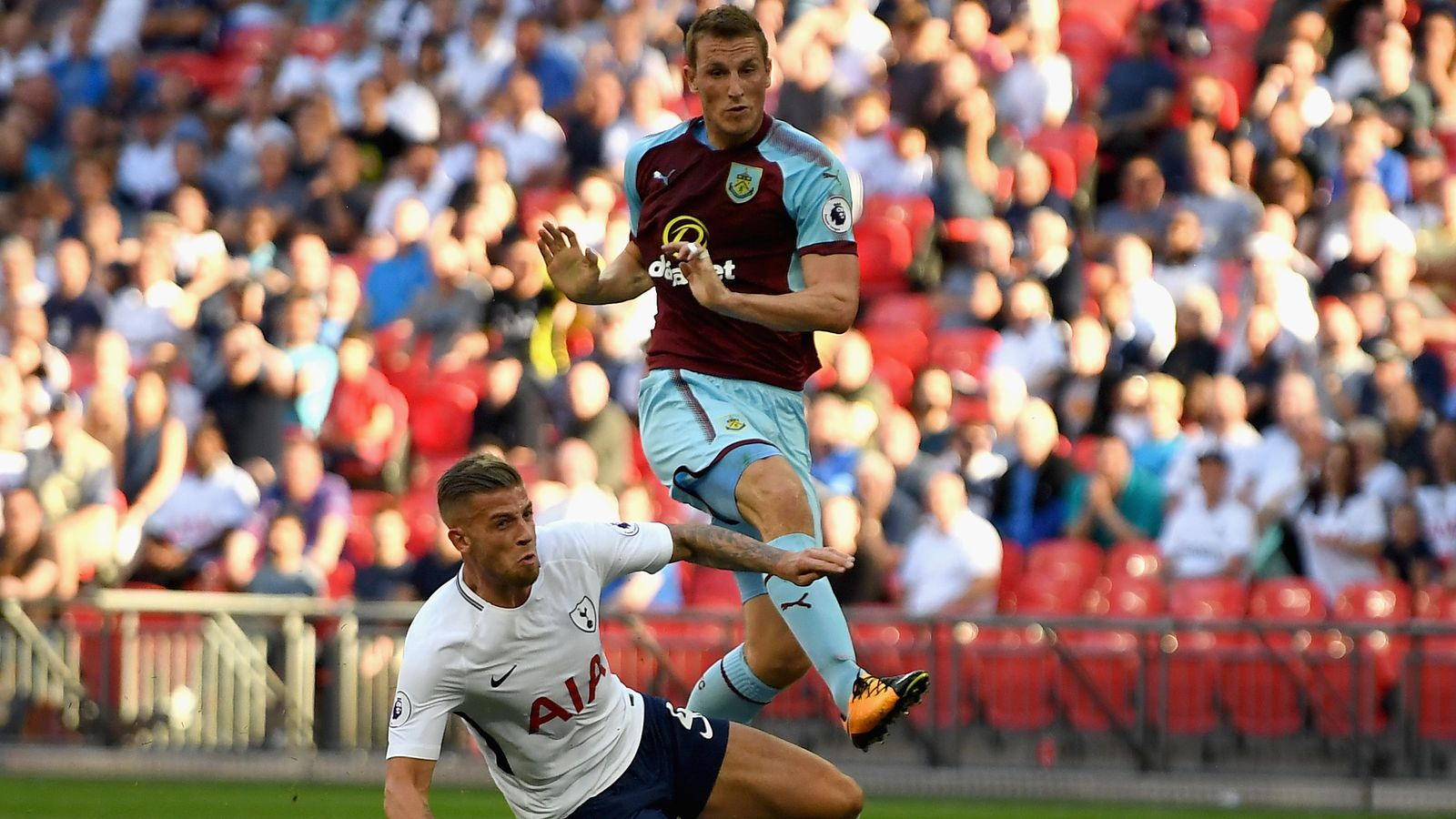 tottenham vs burnley fc - HD 1600×900