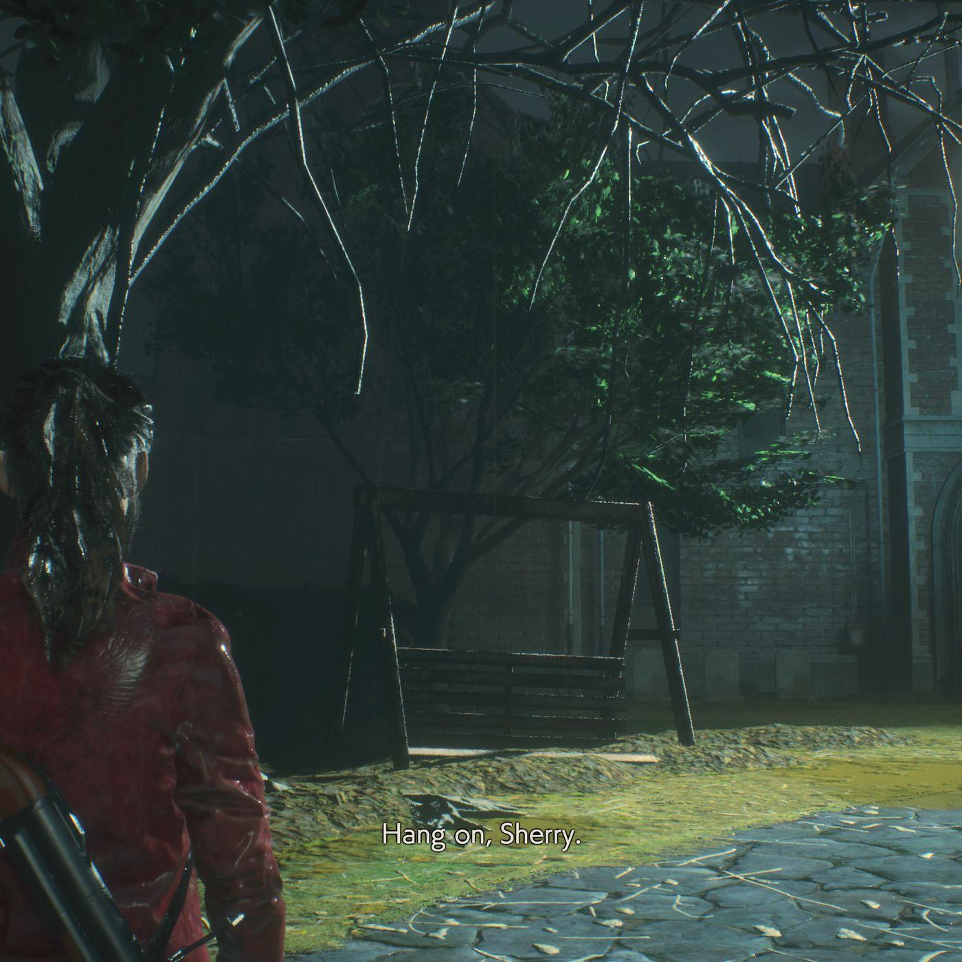 Resident Evil 2 Claire Walkthrough Rescue Sherry Polygon