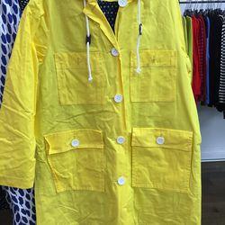 Coat, $200