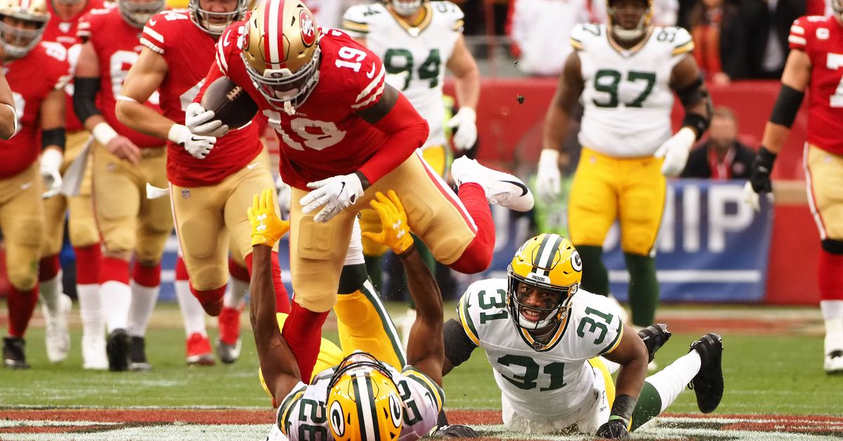 Packers-49ers NFC Championship: Adrian Amos out for the game with a pectoral injury