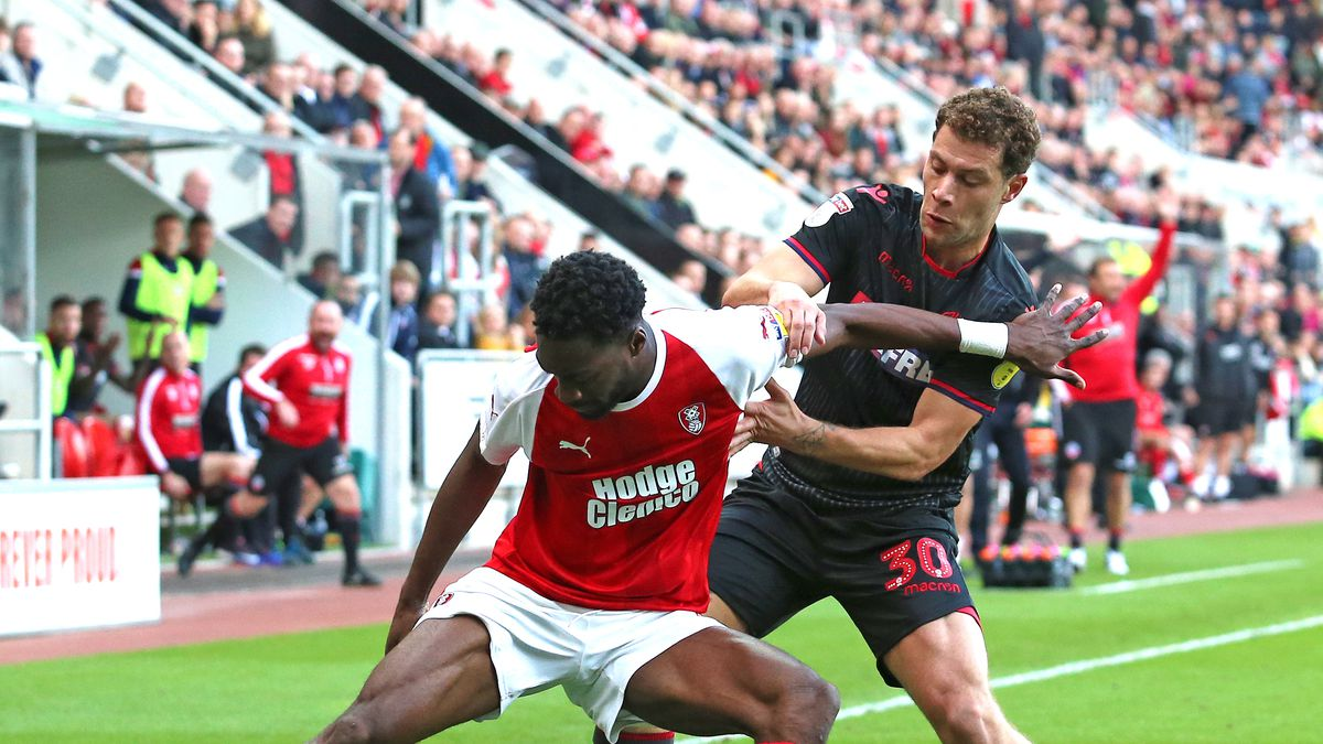 Rotherham United v Bolton Wanderers - Sky Bet Championship