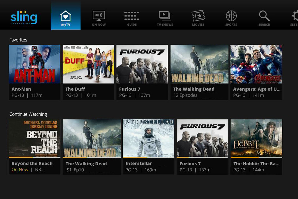 Sling Tv Gets A New Look And Adds Espn3 To Its Channel