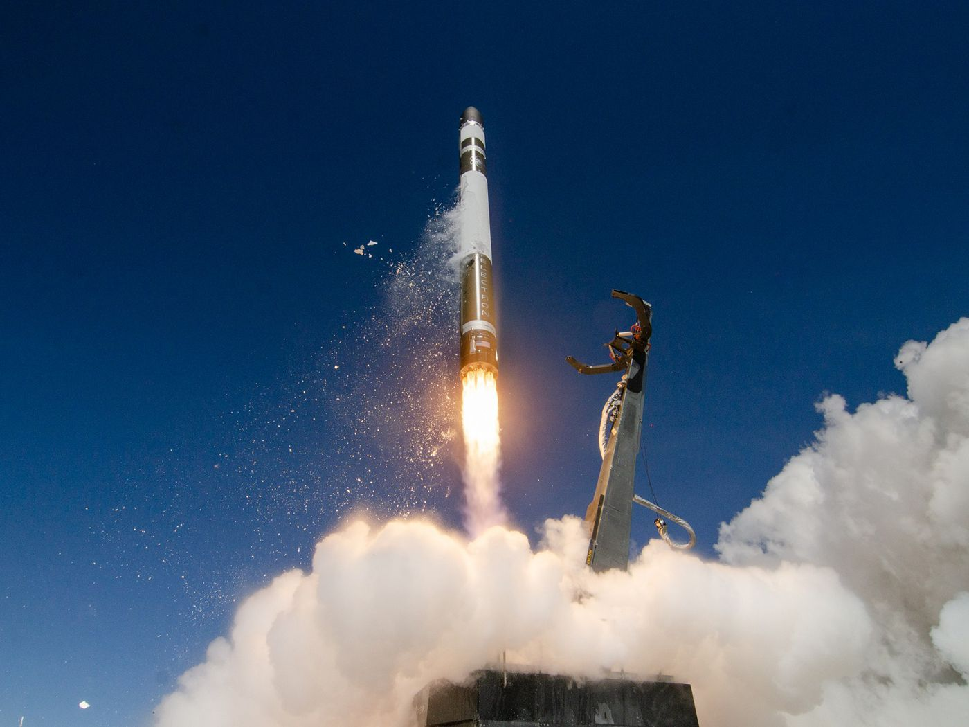 Rocket Labs Second Launch Site Is Now Complete With Its