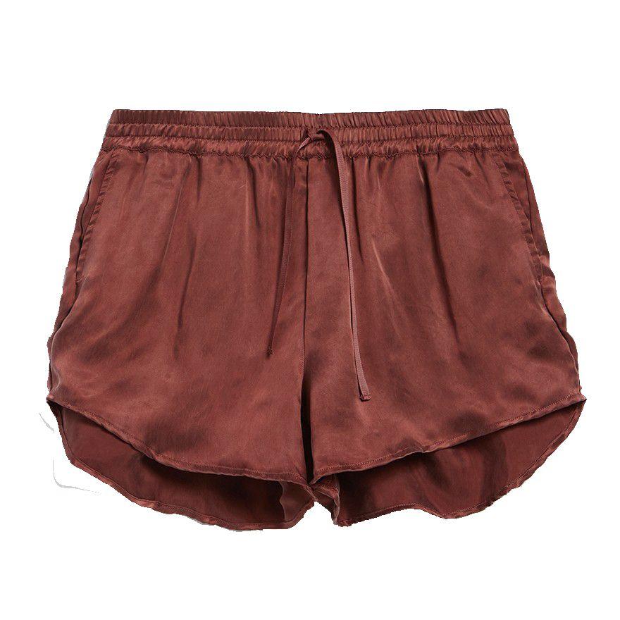 silky running shorts