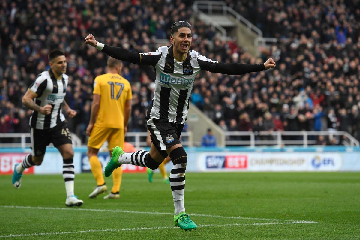 Newcastle United v Preston North End - Sky Bet Championship