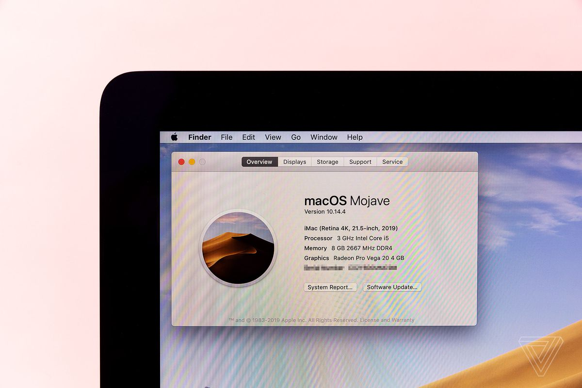 Apple iMac 27 and 21 5 2019 review - The Verge
