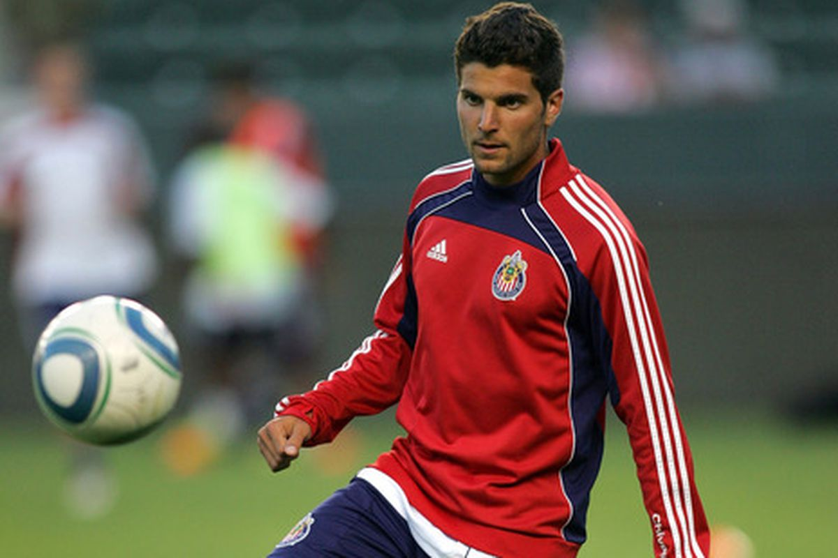 Zizzo: A short stint with Chivas, but has moved on to Portland.