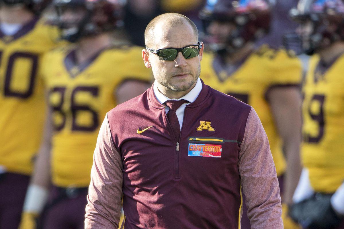 NCAA Football: Nebraska at Minnesota