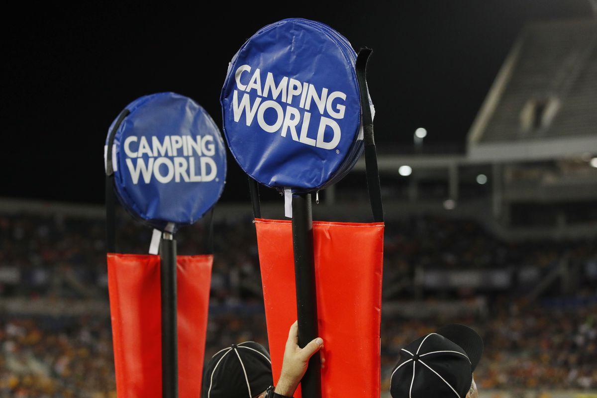 Camping World Bowl - West Virginia v Syracuse