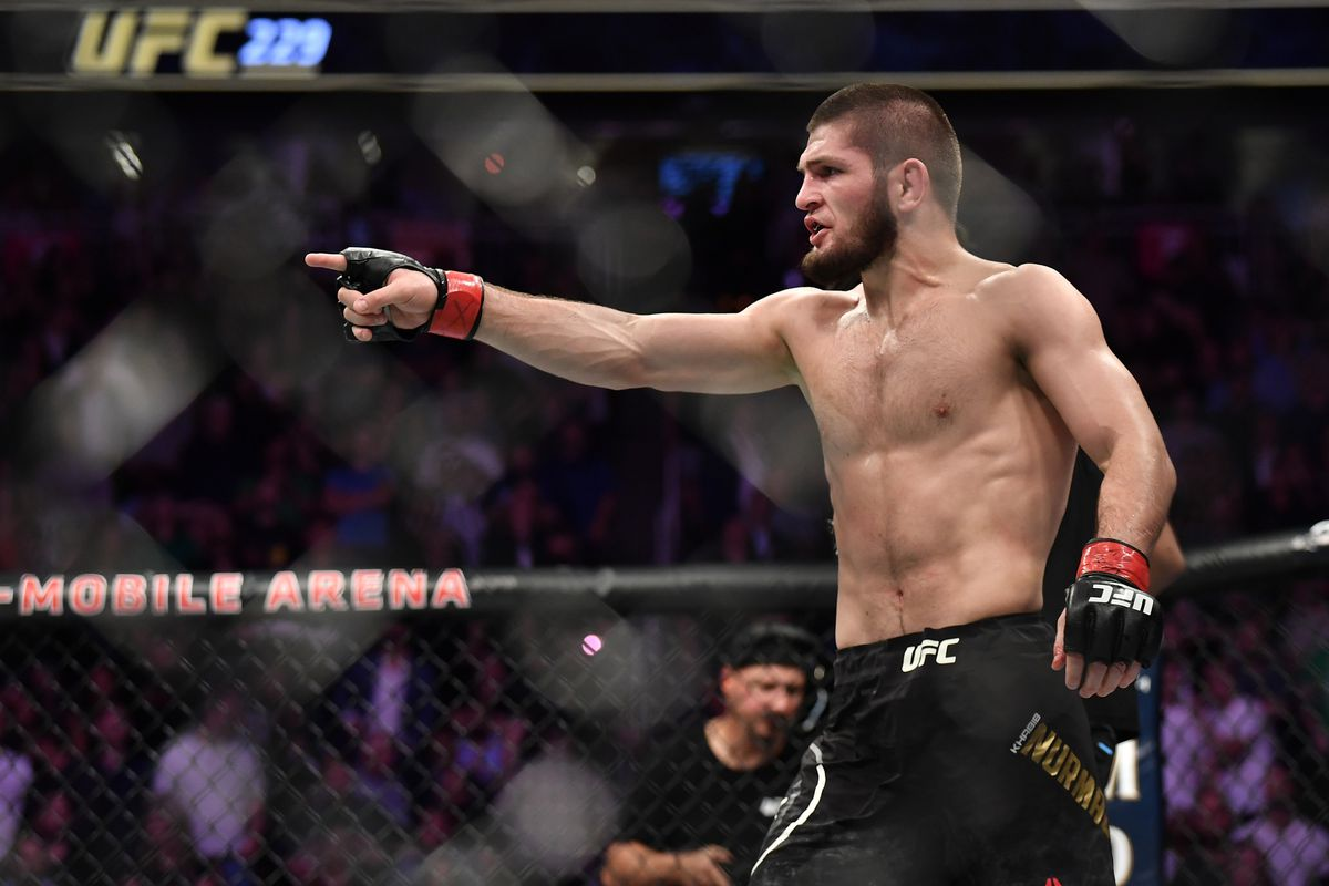 Ufc Upcoming Events 2020.Barring Formal Apology Khabib Done Fighting In Las Vegas