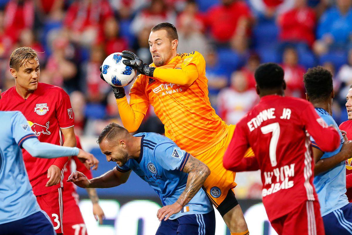MLS: U.S. Open Cup-New York City FC vs New York Red Bulls