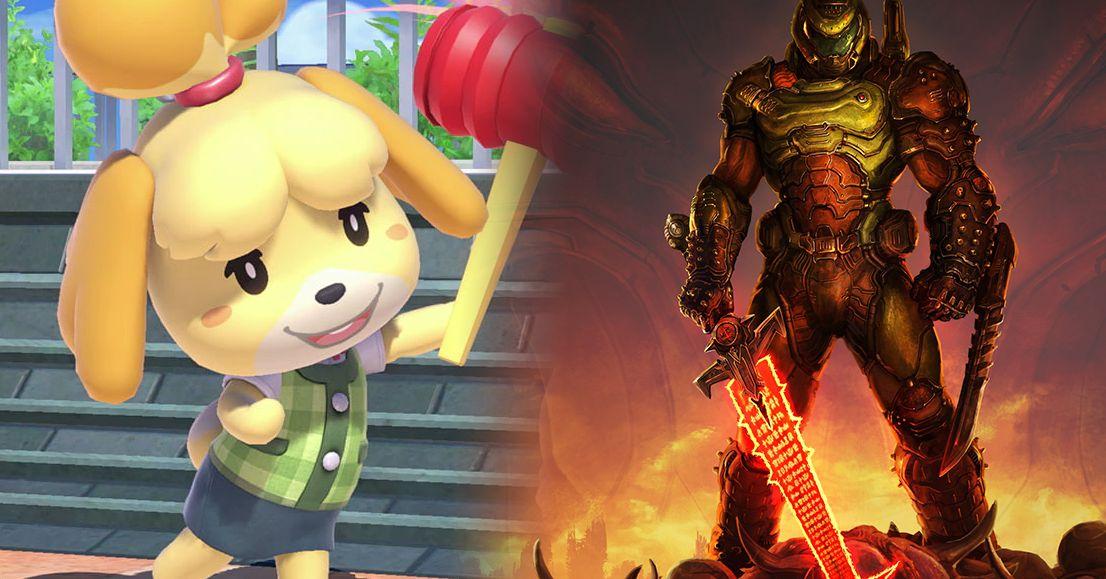 In che modo Isabelle e Doomguy di Animal Crossing sono diventati i migliori amici? thumbnail