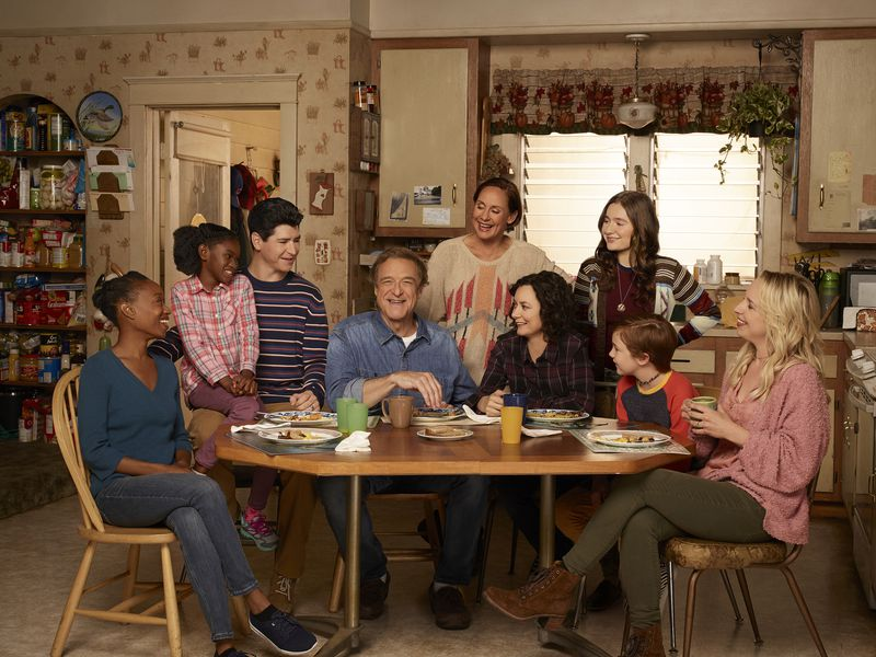 150223_0149r1 How the Roseanne revival evolved into The Conners — and became a better show in the process