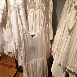 Sample dress, $115