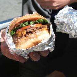 The Super Duper burger