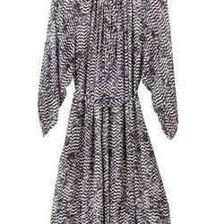 Silk Dress, $129