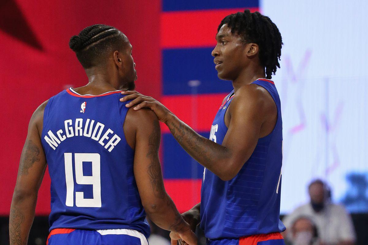 LA Clippers v Washington Wizards