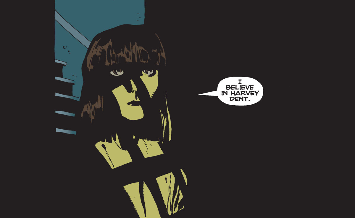 蝙蝠侠漫画激发了黑暗骑士的超现实主义