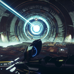 Save Saint-14's ghost on Nessus