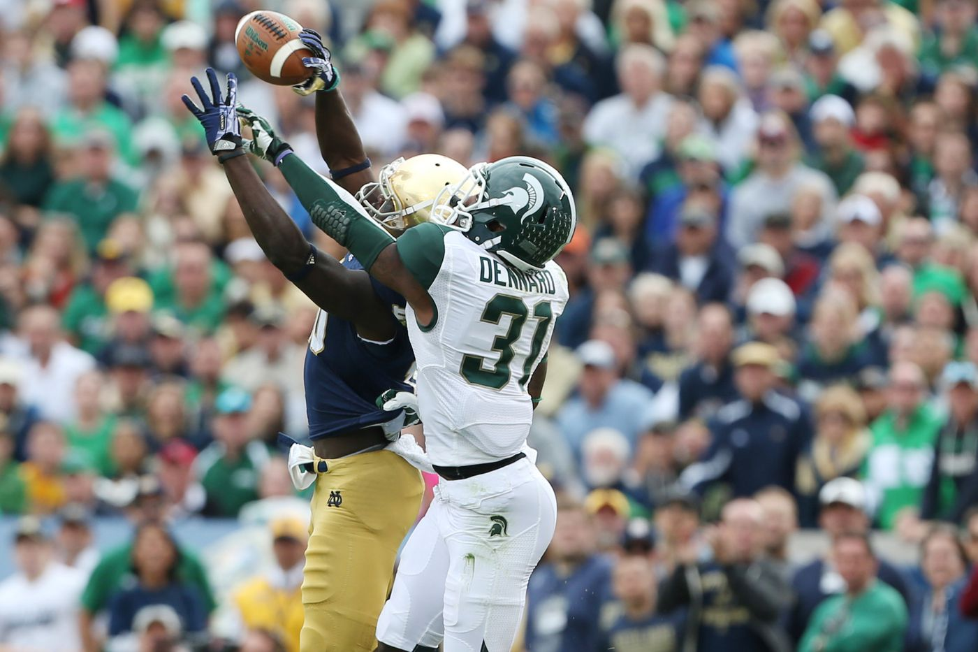 ESPN draft analyst Mel Kiper says Michigan State CB Darqueze ...