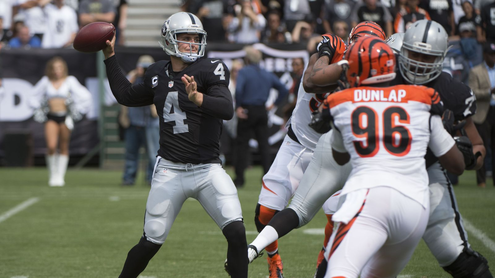 Get the latest Oakland Raiders news scores stats standings rumors and more from ESPN