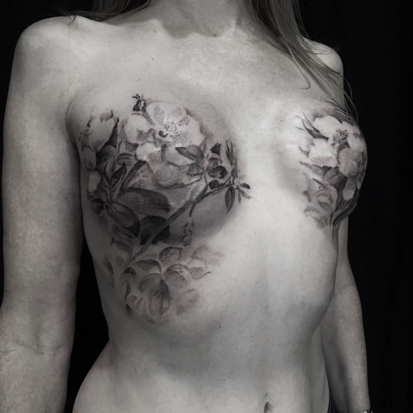 How One Tattoo Artist Helps Breast Cancer Survivors Feel Beautiful